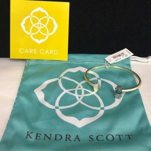 NWT. Kendra Scott Vada bracelet. Iridescent stone.